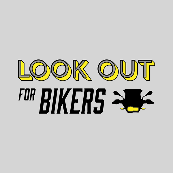 Look out for GS Bikers